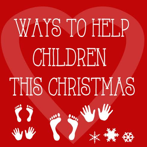 help children this Christmas